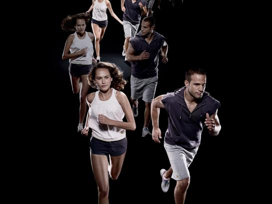 le coq sportif Print Ad -  The pure spirit of sport, 3