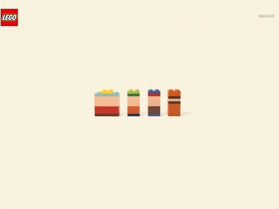 Lego Print Ad -  Southpark