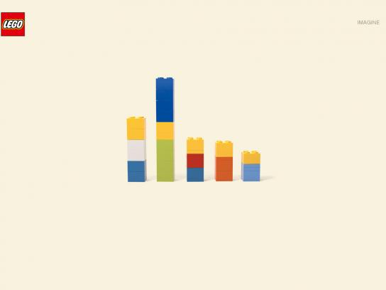 Lego Print Ad -  The Simpsons