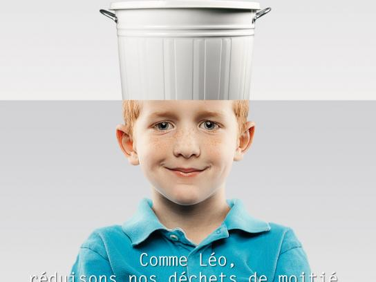 Sidor Print Ad -  Léo