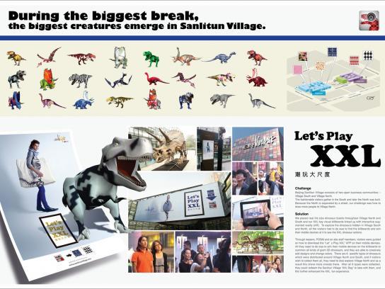 San Li Tun Village Ambient Ad -  Let's Play XXL
