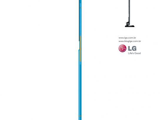 LG Print Ad -  Avatar