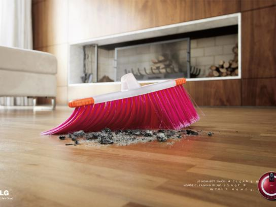 Lg Print Advert By Y Amp R Broom 2 Ads Of The World
