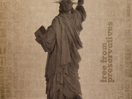Madison Sourdough Print Ad -  Liberty