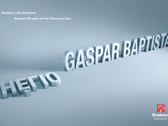 Bradesco Print Ad -