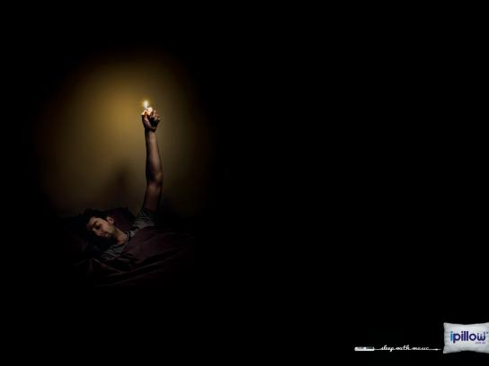 iPillow Print Ad -  Lighter
