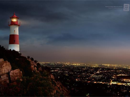 tck Print Ad -  Lighthouse