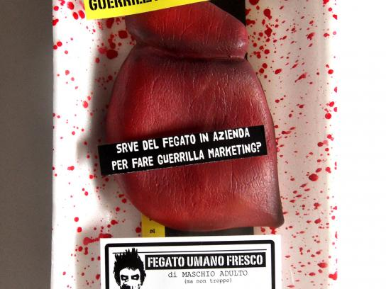Der Doctor Guerrilla Direct Ad -
