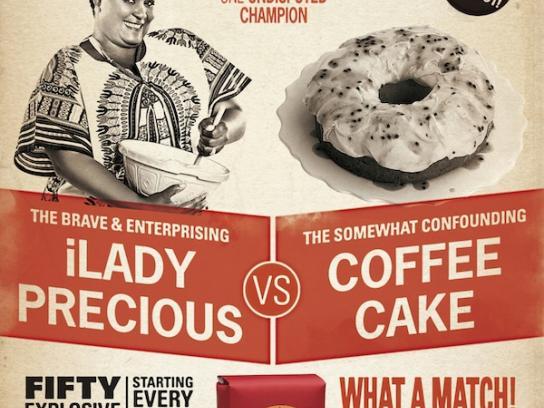 Sasko Print Ad -  Goodness Campaign, 2