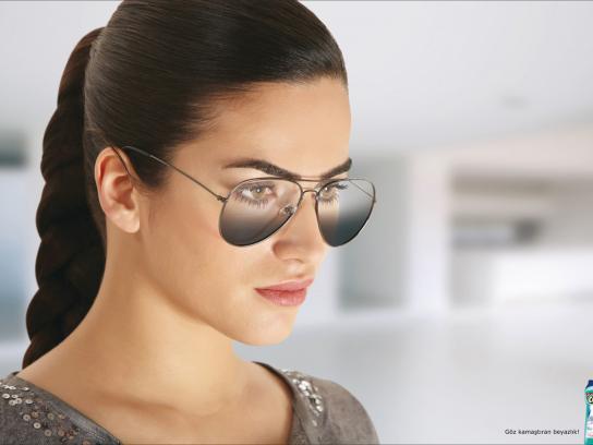 Cif Print Ad -  Sunglasses