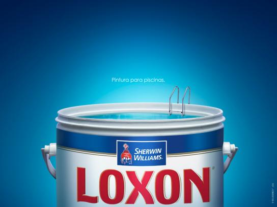 Sherwin-Williams Print Ad -  Pool paint