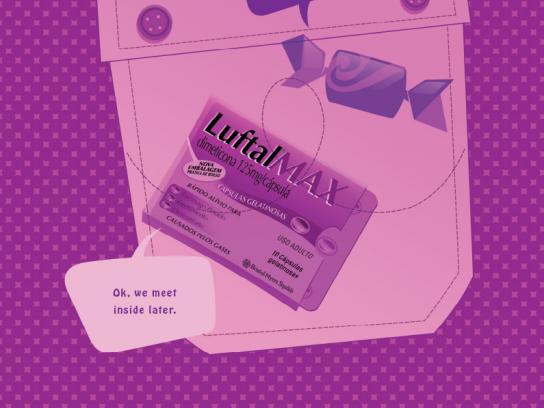 Luftal Print Ad -  Oops