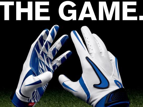 Nike Print Ad -  Gloves