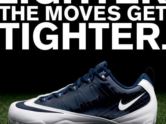 Nike Print Ad -  Cleat