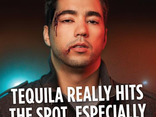 MADD Print Ad -  Tequila