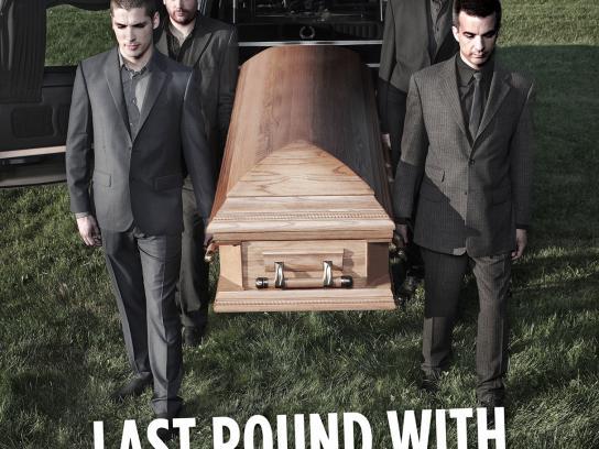MADD Print Ad -  Last Round