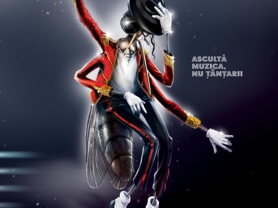 Magic FM Print Ad -  Michael
