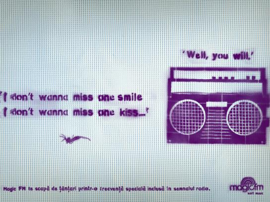 Magic FM Print Ad -  Dialogues, 1