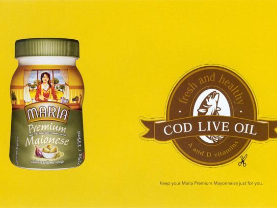 Cod live oil