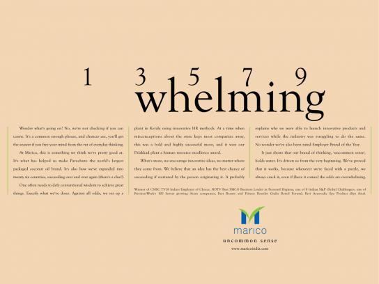 Whelming