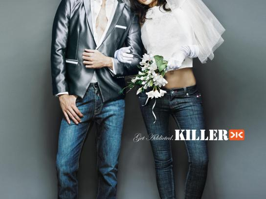 Killer Jeans Print Ad -  Marriage