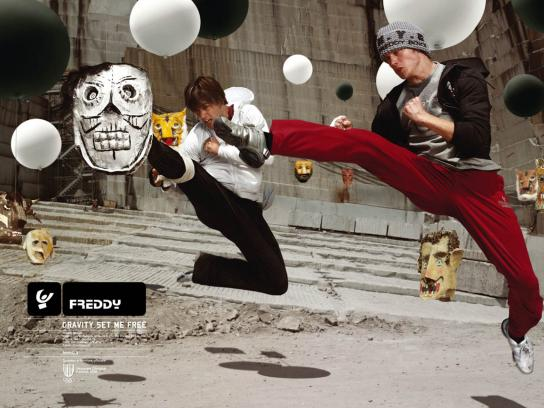 Gravity Set Me Free, 6
