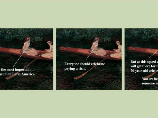 MASP Print Ad -  Strips, 2