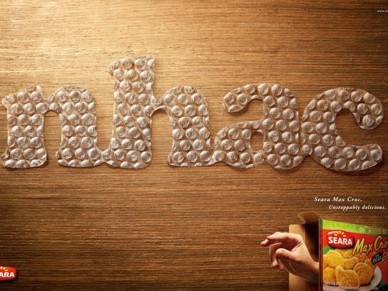 Max Croc Print Ad -  Nhac Bubbles