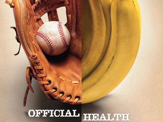 Medical Mutual Print Ad -  Bananas