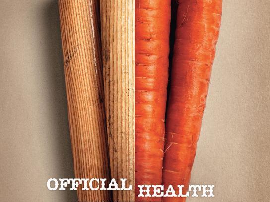 Medical Mutual Print Ad -  Carrot