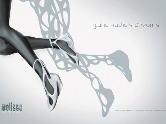 Melissa Print Ad -  Plastic dreams, 5