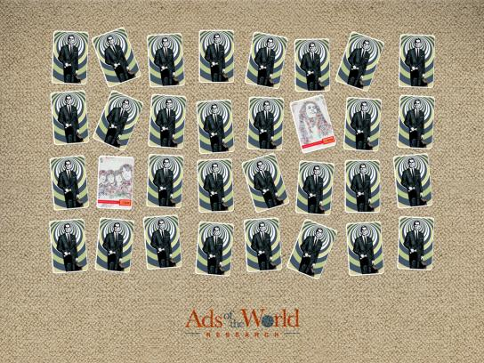 Ads of the World Print Ad -  Memorize, 1