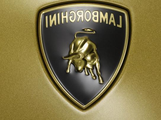 Mercedes Print Ad -  Logos, Lamborghini