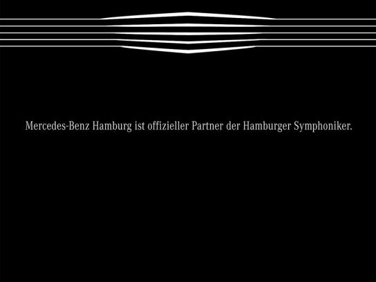 Mercedes Print Ad -  Orchestra
