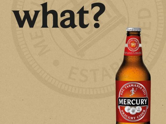 Mercury Print Ad -