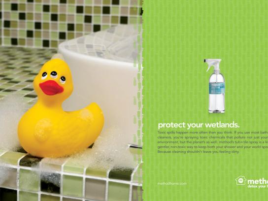 Method Print Ad -  Detox your home, 2