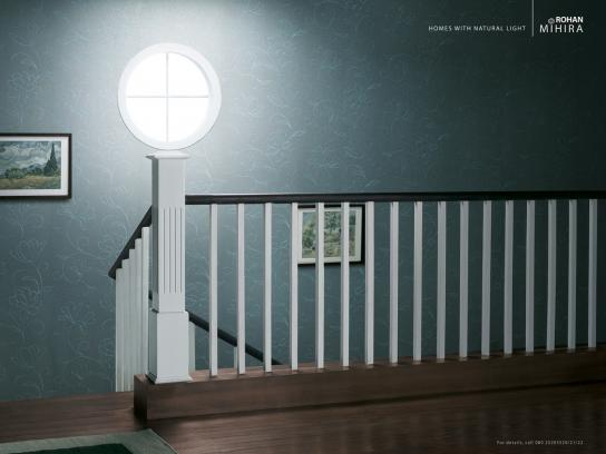 Rohan Print Ad -  Homes with natural light, 3
