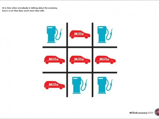 Fiat Print Ad -  Play
