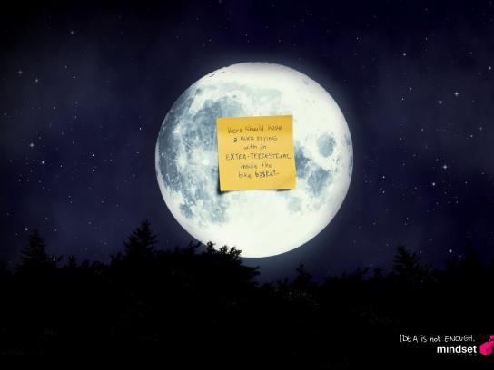 Mindset Films Print Ad -  ET