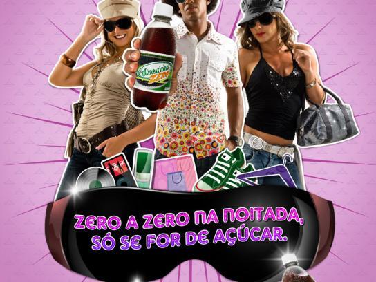 Mineirinho Zero Print Ad -  Fashion