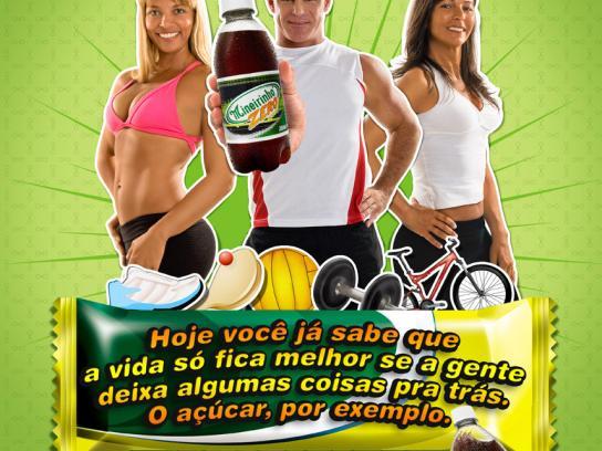 Mineirinho Zero Print Ad -  Healthy