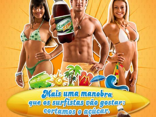 Mineirinho Zero Print Ad -  Surfers