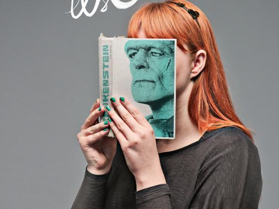 Mint Vinetu Print Ad -  Become Someone Else, 1