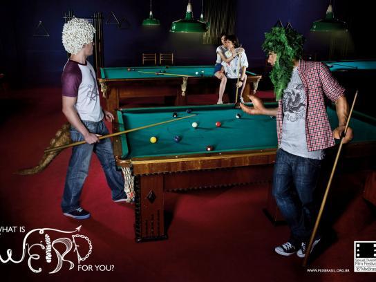 Mix Brasil Print Ad -  Pool