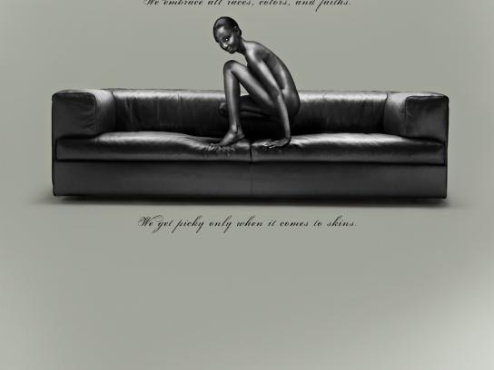 Molinari Print Ad -  Picky
