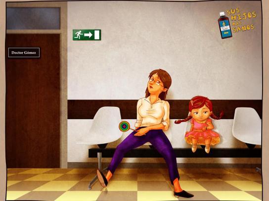 Bacaolinita Print Ad -  Healthier kids, 2