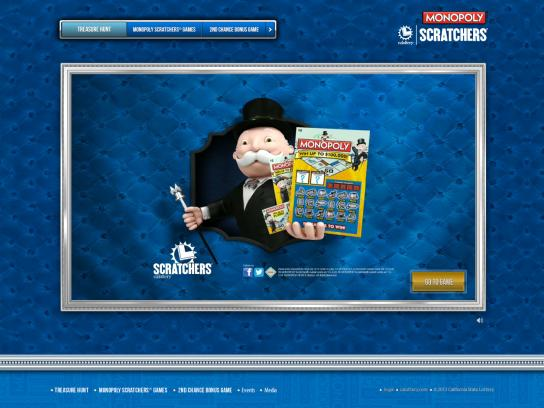 The California Lottery Digital Ad -  Go Directly To Fabulous
