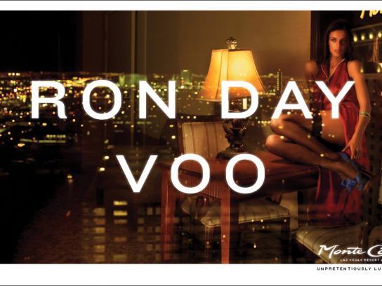 Monte Carlo Resort & Casino Print Ad -  Unpretentiously luxurious, 3