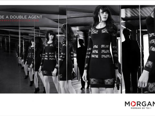 Morgan Print Ad -  Mirrors