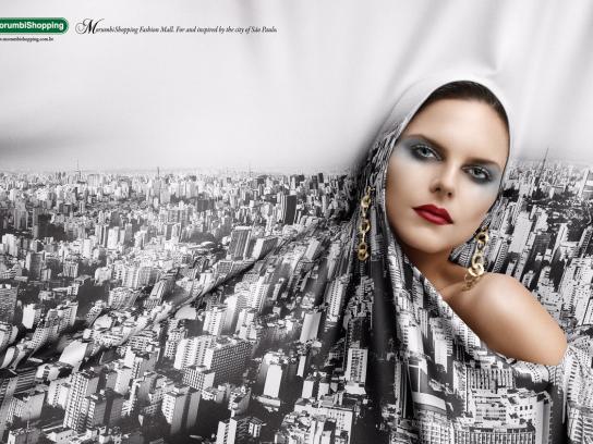 Morumbi Print Ad -  Skyline